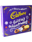 Cadbury Biscuit Assortment 486g