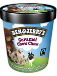 Ben & Jerry's Caramel Chew Chew Ice Cream 500ml