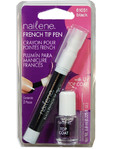 Nailene French Tip Pen Card Black
