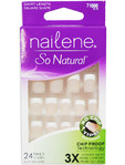 Nailene So Natural Short Flexible Pink