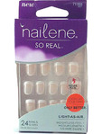 Nailene So Real Medium Lenght Shimmer Pink