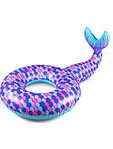 Big Mouth Mermaid Tail Pool Float