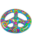 Big Mouth Peace Sign Pool Float