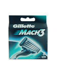 Gillette Mach 3 Cartridges X8