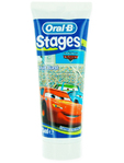 Oral B Stages Kids Toothpaste For Girls