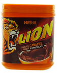 Nestle Lion Caramel & Chocolate Drink 500g