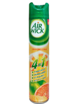 Airwick Aerosol 4 In 1 Citrus 300ml