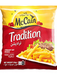 Mccain Tradition Fries 2.5kg