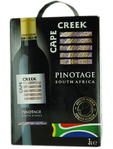 Cape Greek Pinotage 3lt