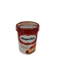 Haagen Dazs Strawberry Cheesecake Ice Cream 500ml