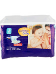 Carrefour Nappies 3 Midi 4-9 Kg X56