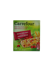Carrefour Cereal Bars Redberries X6 125g