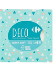 Carrefour Deco Super Soft Tissues Box X48