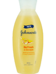 Johnsons Be Fresh & Escape 400ml