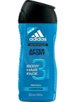 Adidas 3in1 Shower Gel After Sport 300ml