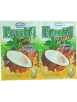 Frutti Drink Coconut Pineapple X2