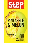 Step Pineapple & Melon