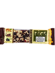 Nics Almonds, Cacao Nibs & Blackcurrant Bar 40g