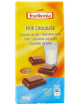 Frankonia Milk Chocolate 100g