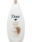 Dove Silk Shower Gel 500ml