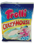Trolli Crazy Mouse Sour 175gr