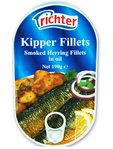 Richter Kipper Fillets 190g