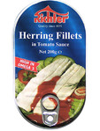 Richter Herring Fillets In Tomato Sauce 200g