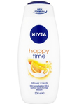 Nivea Happy Time Shower Cream 500ml