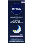 Nivea Sensitive Skin Night Cream 50ml