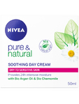 Nivea Pure & Natural Soothing Day Cream