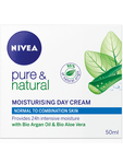 Nivea Pure & Natural Moisturising Day Cream
