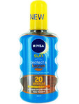 Nivea Sun Protect & Bronze Medium Spf20 200ml