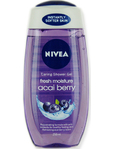 Nivea Acai Berry Shower Gel 250ml