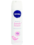 Nivea Fresh Flower Deo Spray 150ml