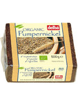 Delba Organic Pumpernickel Bread 500g
