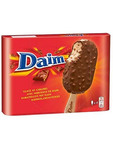Daim Caramel Sticks X 4 110ml