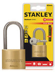 Sy Padlock Brass 40mm