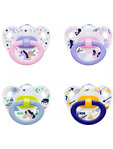 Nuk Happy Days Boys Soothers 18-36m X2