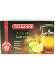 Teekanne Fresh Lemon Tea X20