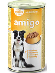 Amigo Poultry Dog Food 1240g