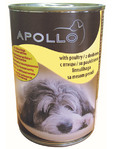 Apollo  Poultry Dog Food 400gr