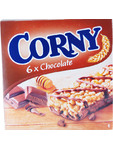Corny Chocolate Muesli Bar X6