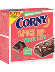 Corny Spice Up Your Life Choc & Chilli X6