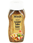 Nick Sweet Caramel Toffee Sauce 250g