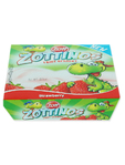 Zott Zottinos Fruit Dessert Strawberry X4