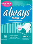Always Maxi Normal X16