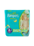 Pampers Baby Dry 4+ X24