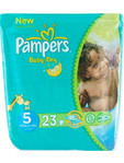 Pampers Baby Dry 5 Junior X23