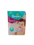 Pampers Cp Active Fit 4 Maxi 7.18kg