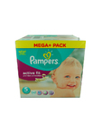 Pampers Mega Pack Active Fit X74